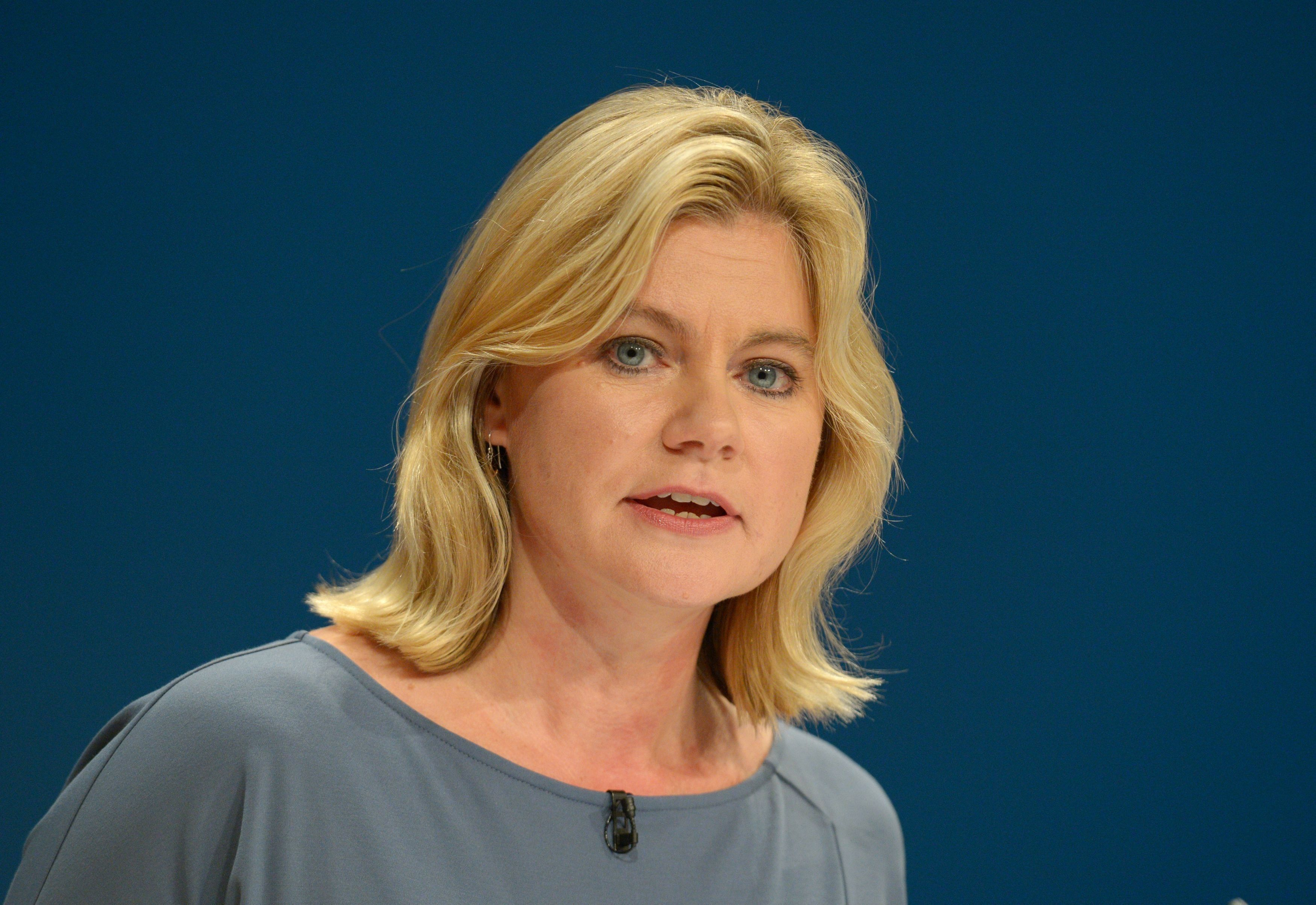 <i>Former Education Secretary Justine Greening has spoken out against a variation in fees by subjects.</i>