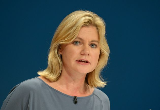 Former Education Secretary Justine Greening has spoken out against a variation in fees by