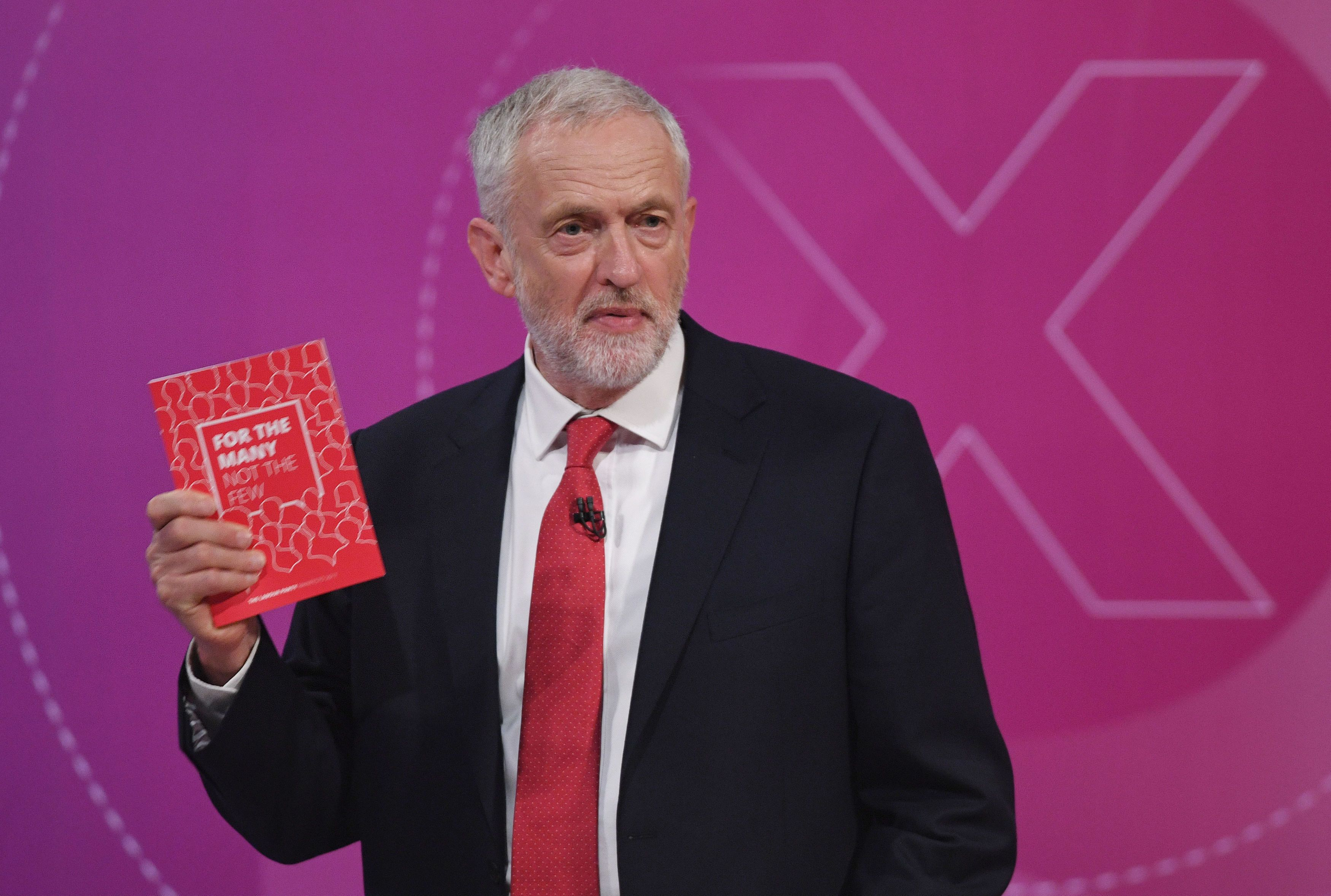 <i>Jeremy Corbyn vowed to scrap tuition fees if Labour won the 2017 General Election.</i>