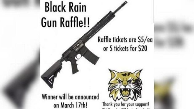 U.S. Schoolkids Selling AR-15 Raffle Tickets For Their Baseball