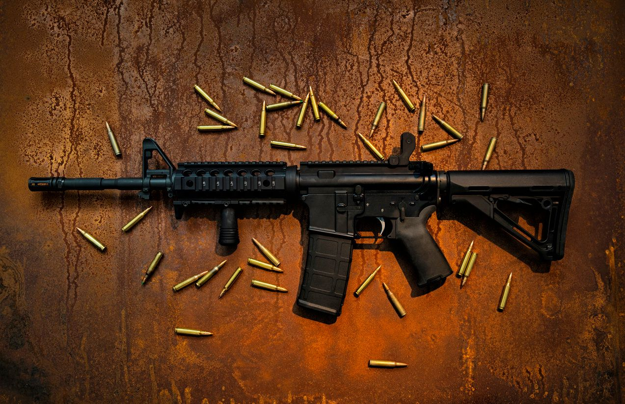 Missouri Third-Graders Selling AR-15 Raffle Tickets For Their Baseball Team