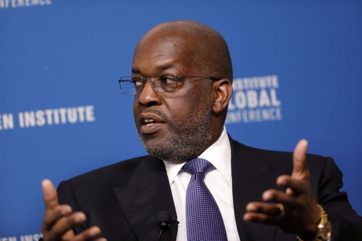 Bernard Tyson, CEO of nonprofit insurer Kaiser Permanente, is a member of the founder's council of United States of Care.