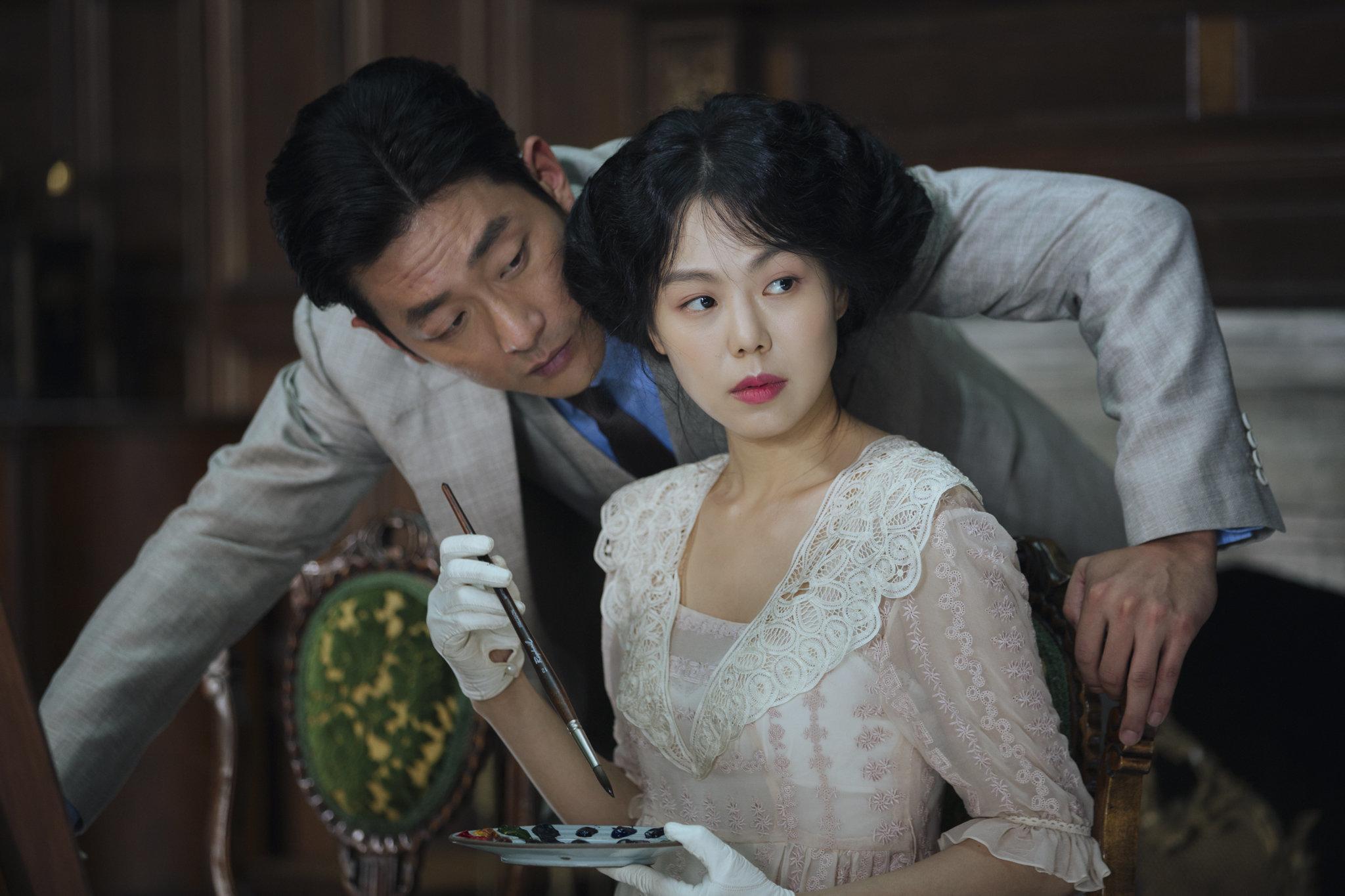 박찬욱의 '아가씨'가 영국 아카데미 외국어 영화상을