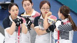 여자 컬링팀의 올림픽 출전 과정은 한 편의