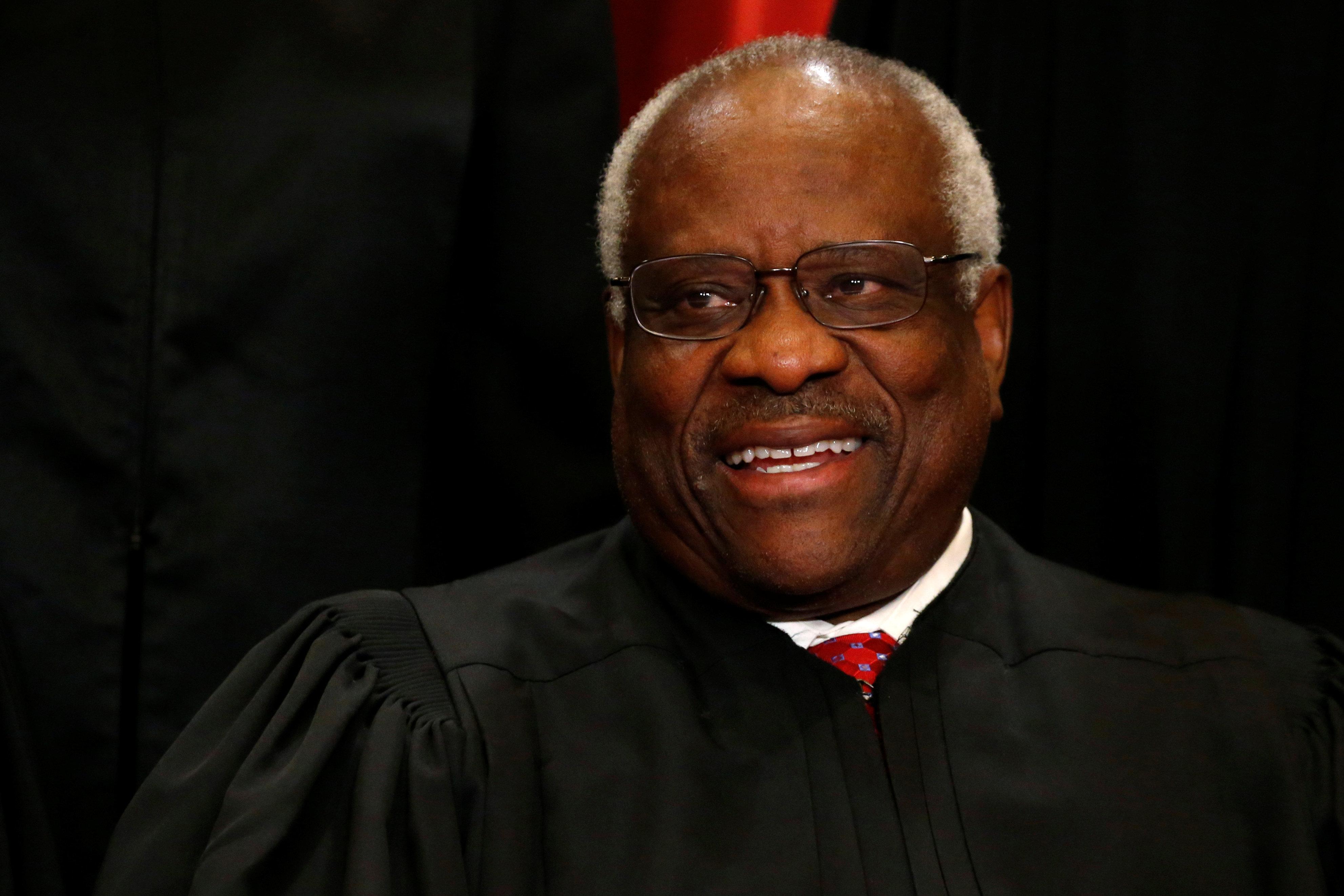 Justice Thomas Blasts Supreme Court For Undermining Gun Rights