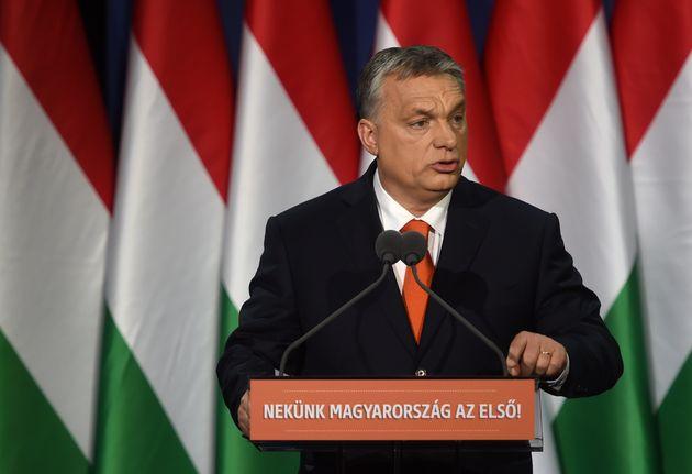 Ungarns Ministerpräsident Viktor