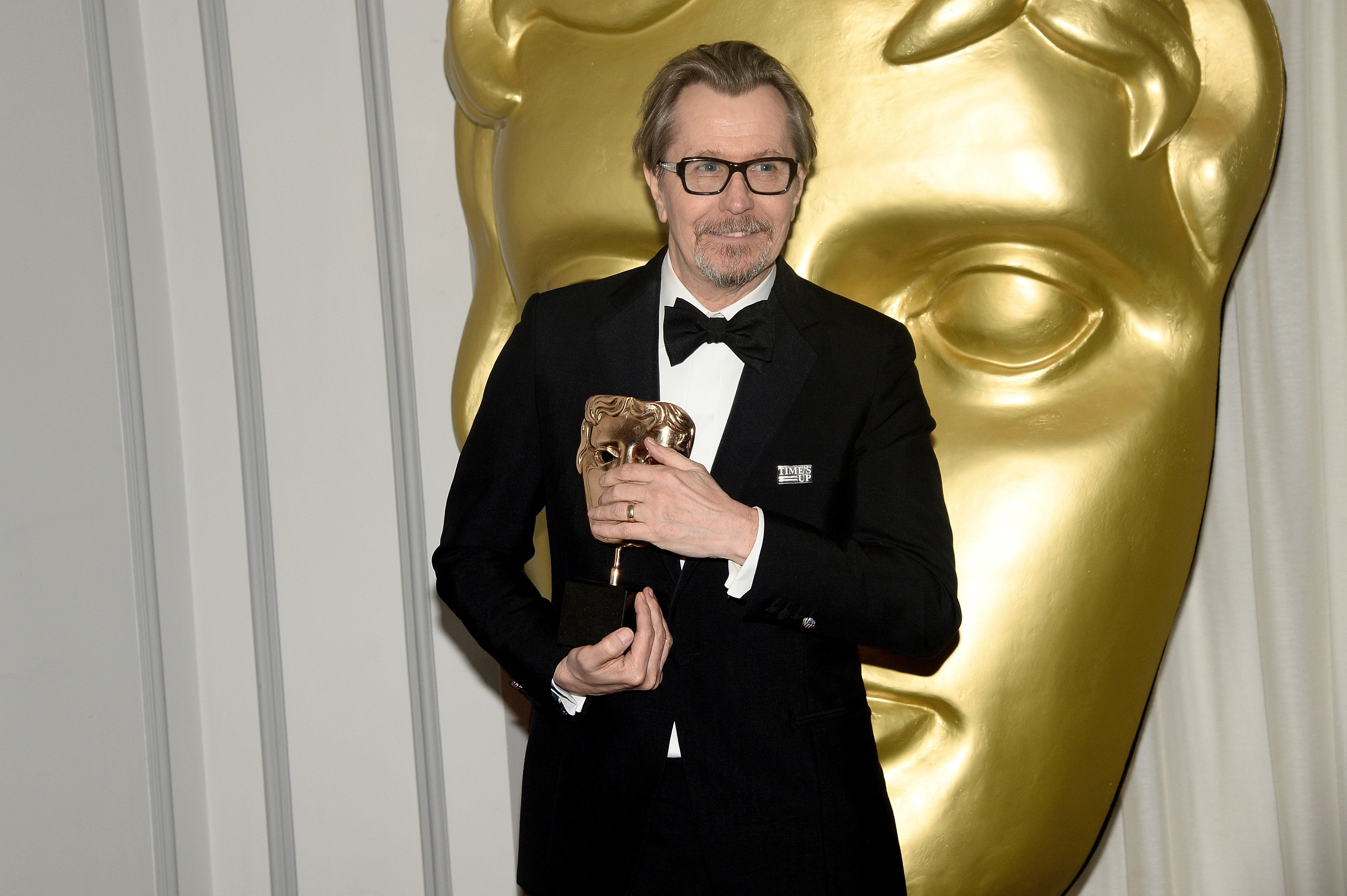 BAFTA 2018: Gary Oldman και Frances Mcdormand οι νικητές. Ποια αναδείχθηκε η καλύτερη
