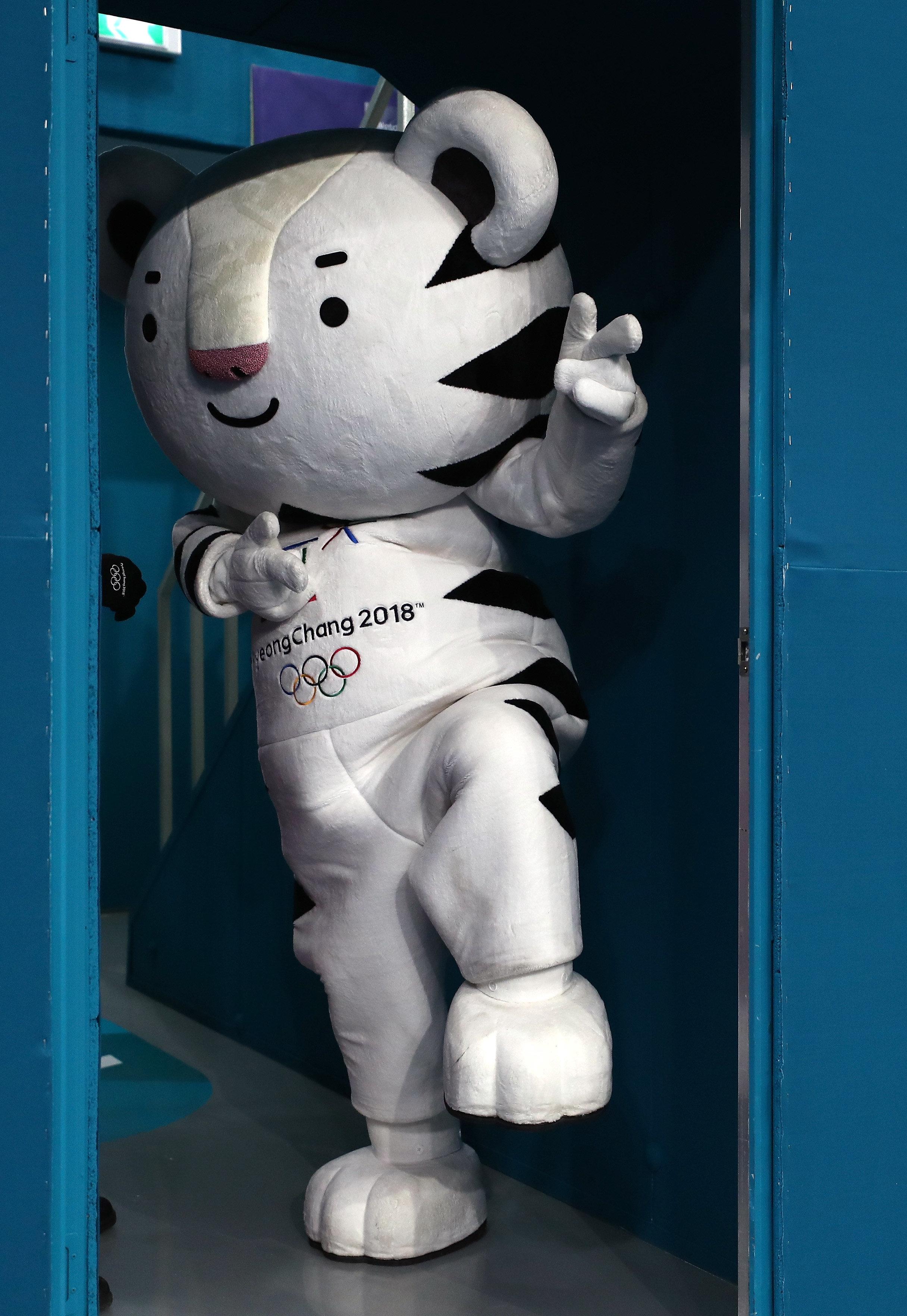 평창올림픽 '수호랑'의 귀여움을 모두 모아봤다