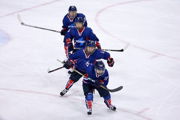 국제아이스하키연맹, 베이징 올림픽도 '남북 단일팀' 구성