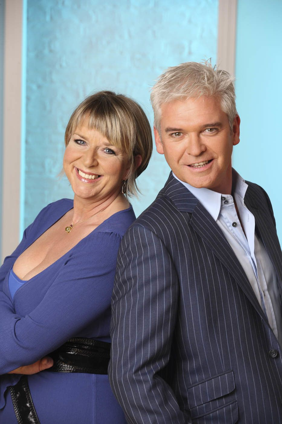 Fern Britton Denies Quitting 'This Morning' Over Phillip Schofield Pay