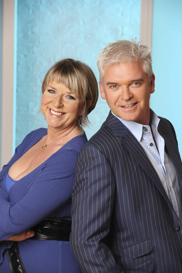 Fern Britton Denies 'This Morning' Exit Was Over Phillip Schofield Pay