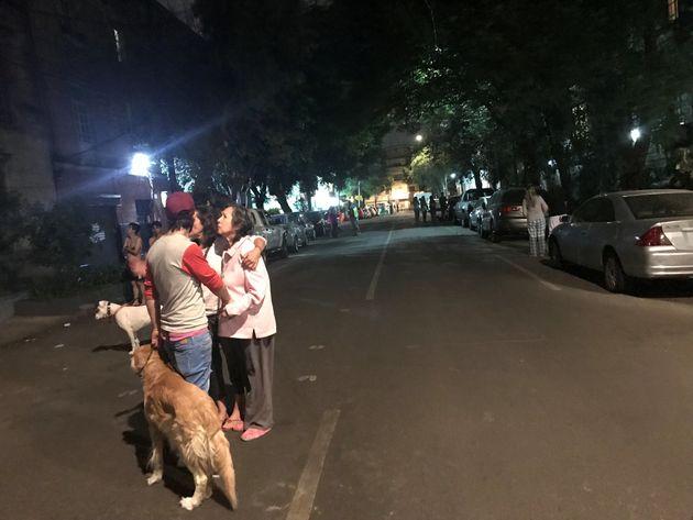 Σεισμός 6,1 Ρίχτερ στην Πόλη του