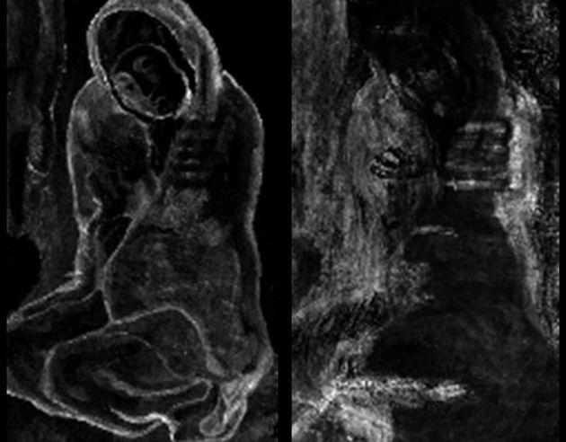 Ερευνητές ανακάλυψαν ένα κρυμμένο έργο κάτω από πίνακα του