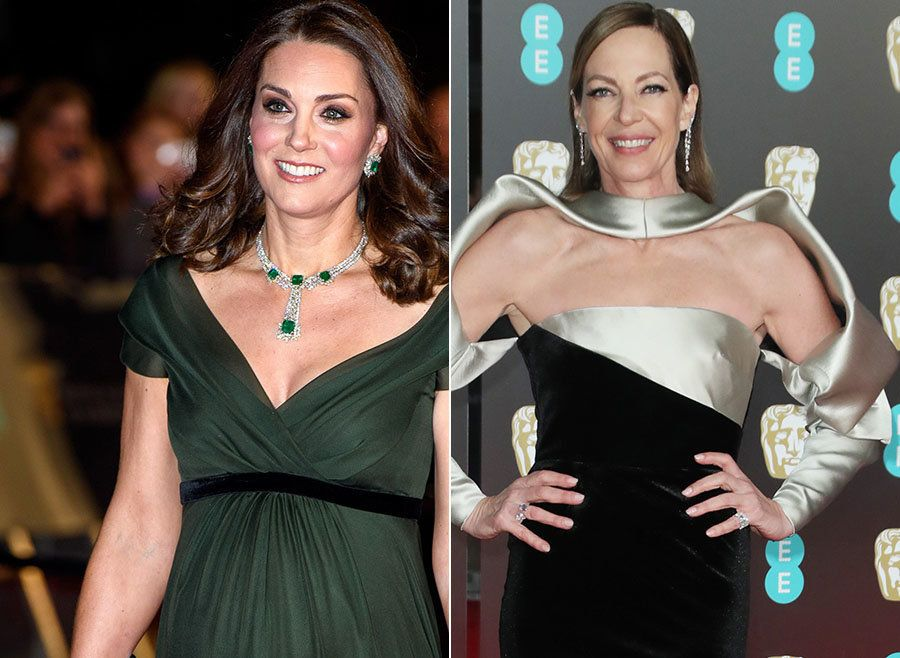 Allison Janney Sticks Up For Duchess Of Cambridge Over Her Choice Not To Wear Black To