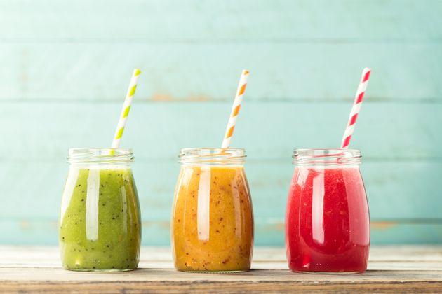 As comidas e bebidas com mais calorias