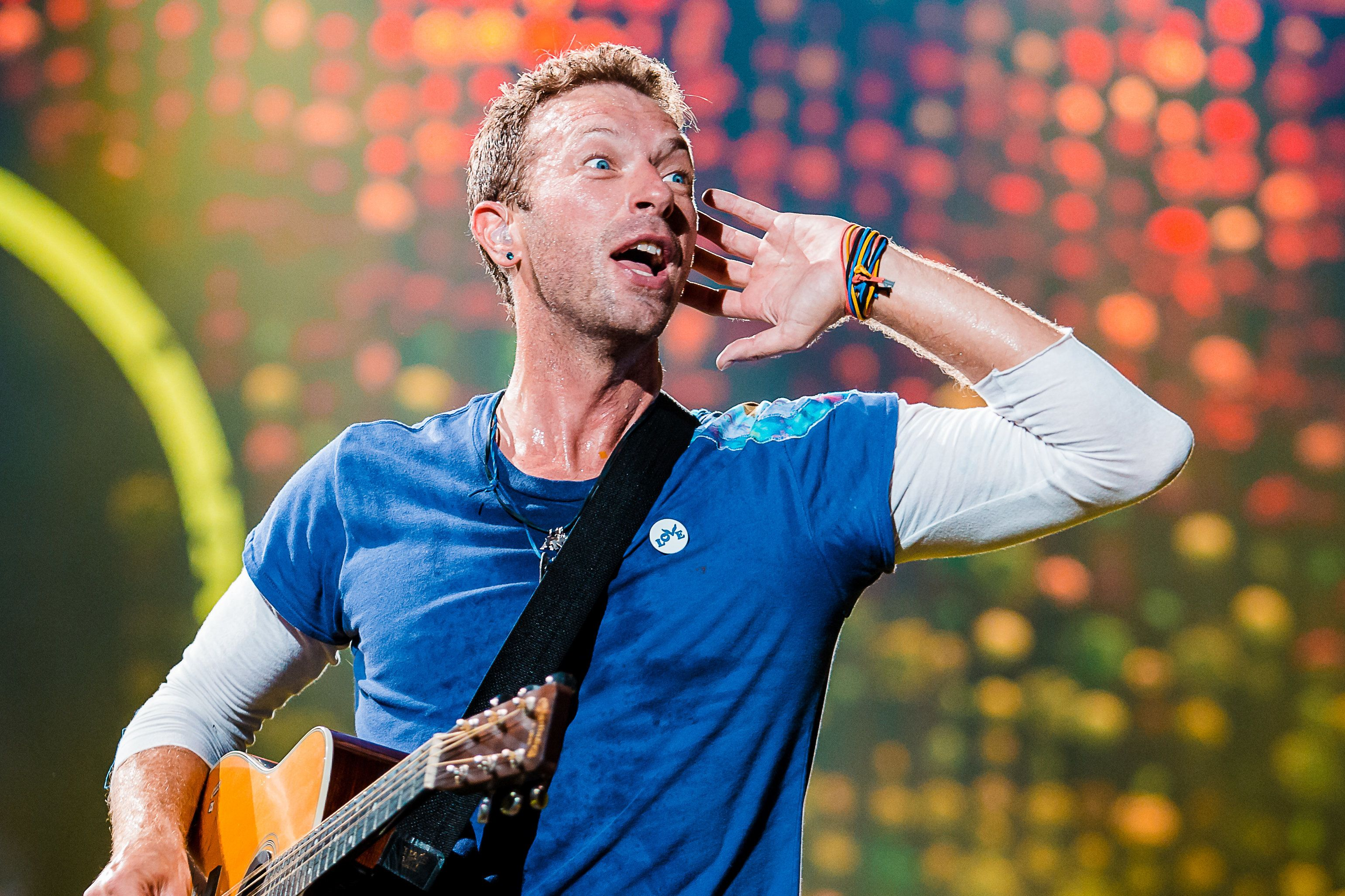 Coldplay's Chris Martin Backs Fight For Law To Boost Parental Leave For