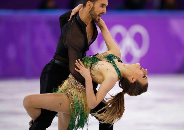 Το ατύχημα της Γκαμπριέλα Παπαδάκις στους Χειμερινούς Ολυμπιακούς: «Tο πάνω μέρος του φορέματός μου άνοιξε,...