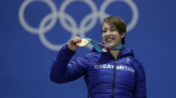 Olympic Gold Medalist Lizzy Yarnold Celebrated With Night Of