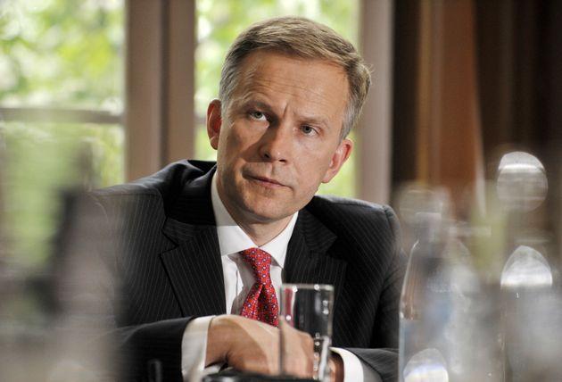 Ελεύθερος ο κεντρικός τραπεζίτης της Λετονίας που κατηγορούνταν για