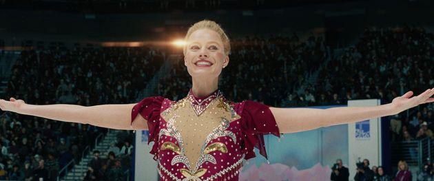 Margot Robbie as Tonya