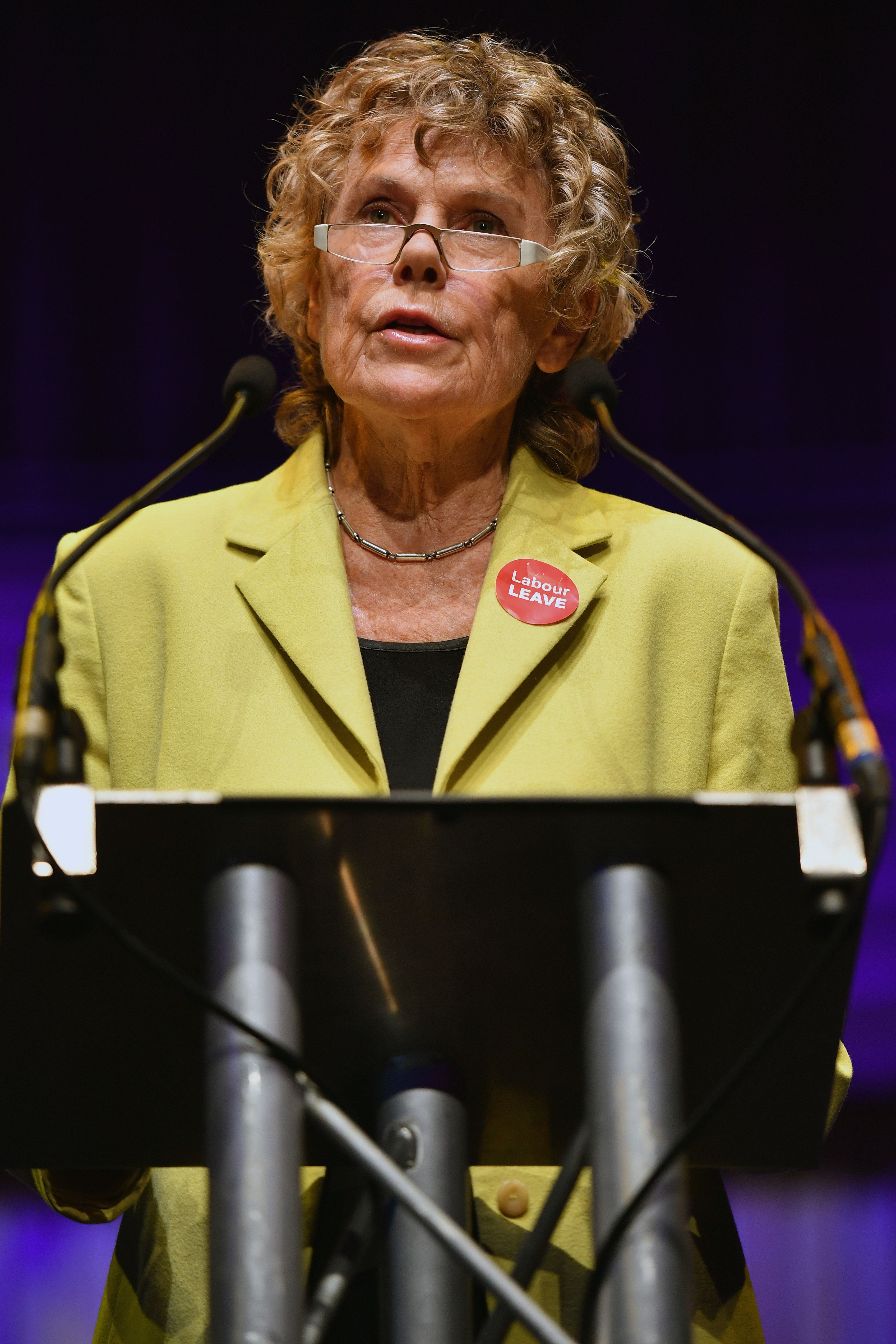 Good Friday Agreement 'Not Sustainable,' Says Brexiteer Kate Hoey