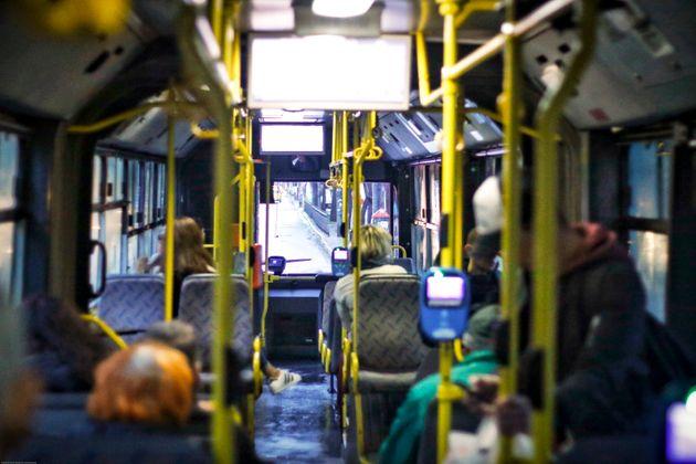 Στάση εργασίας στα λεωφορεία την