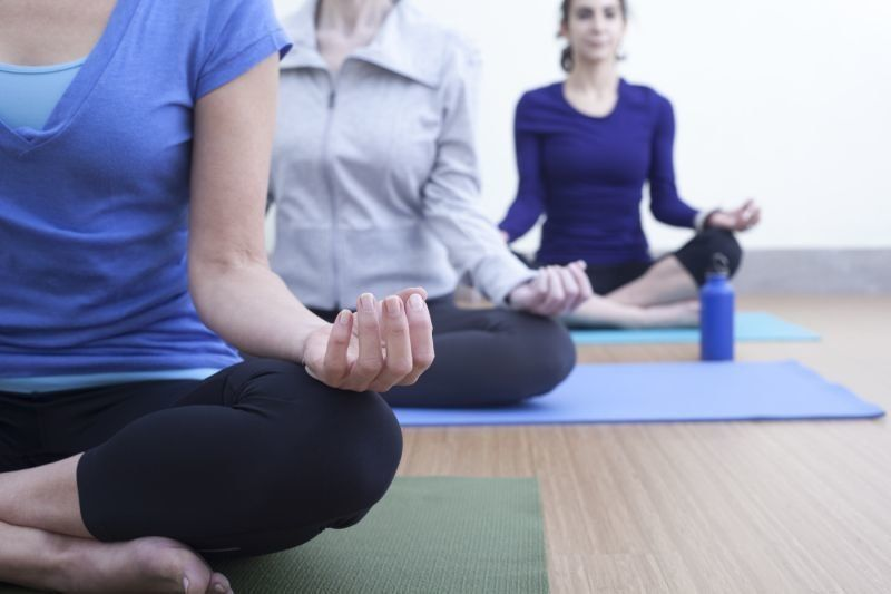 Op-Ed piece claims yoga trousers are 'bad for women.'