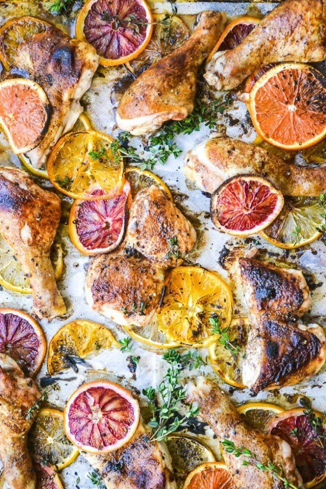 """<strong>Get the <a href=""""http://theviewfromgreatisland.com/2015/01/roasted-chicken-with-allspice-and-citrus.html"""" target=""""_bl"""