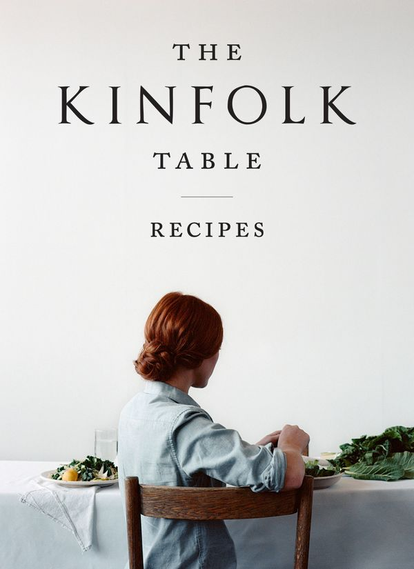 "Get it <a href=""https://www.amazon.com/Kinfolk-Table-Nathan-Williams/dp/1579655327?tag=thehuffingtop-20"" target=""_blank"">here"