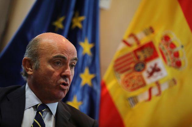 Το Eurogroup επέλεξε τον Λούις ντε Γκίντος για αντιπρόεδρο της