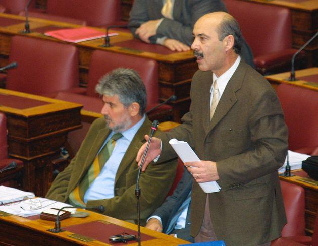 Πέθανε ο πρώην βουλευτής και υφυπουργός ΠΑΣΟΚ, Φλώρος