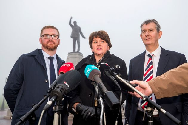 Arlene Foster has said there is