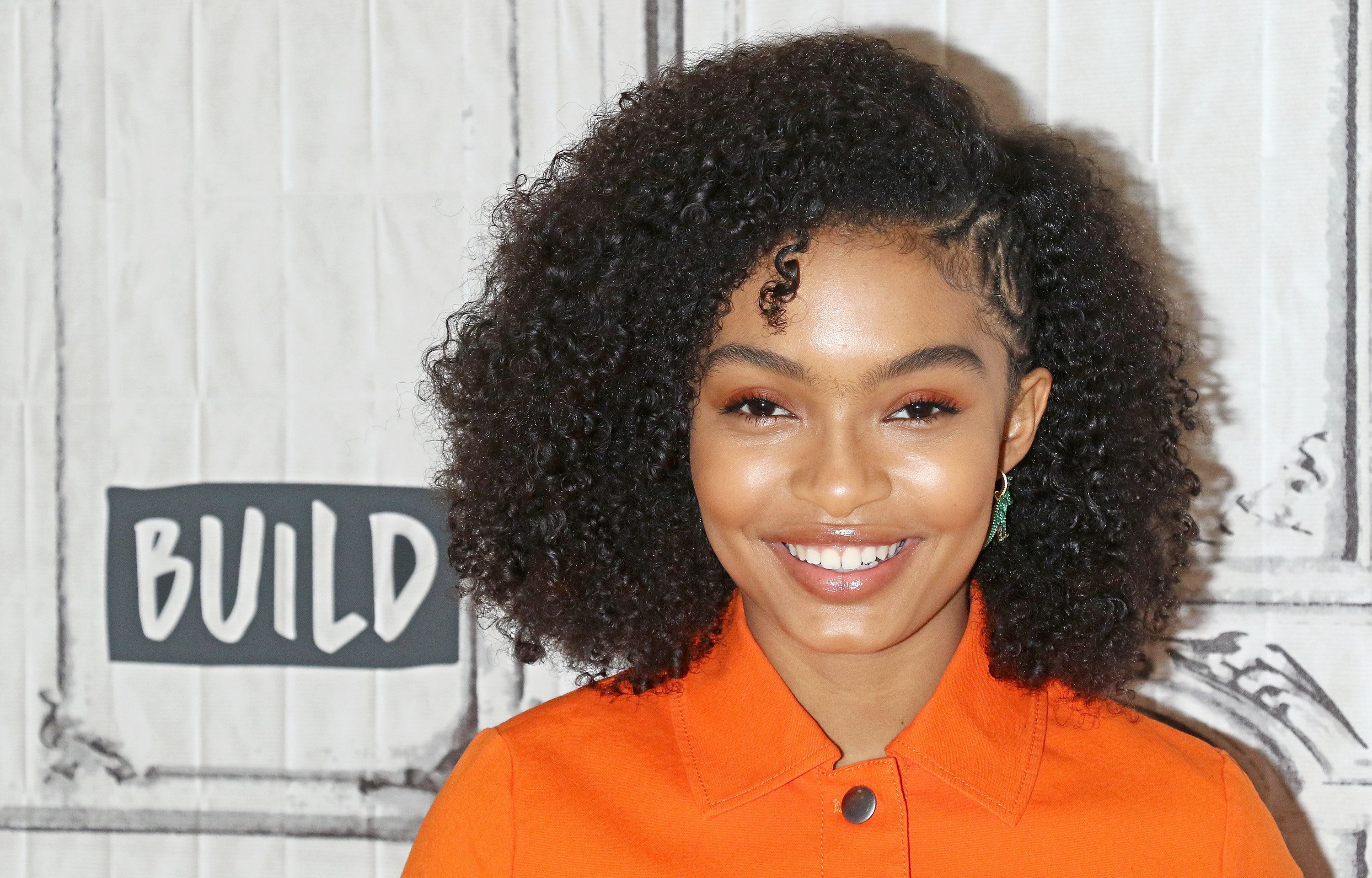 NEW YORK, NY - FEBRUARY 06:  Actress Yara Shahidi attends the Build Series to discuss 'Grown-ish' at Build Studio on February 6, 2018 in New York City.  (Photo by Jim Spellman/WireImage)
