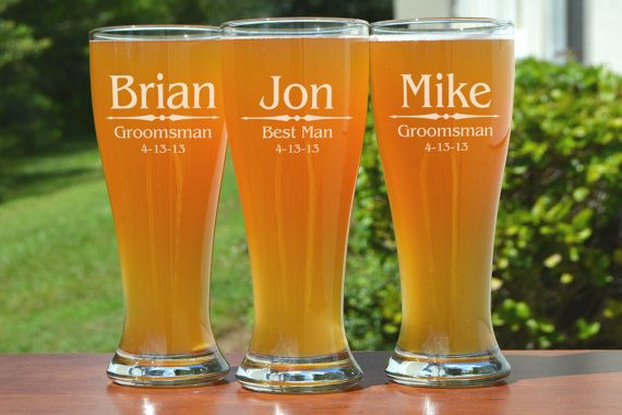 "Get them <a href=""https://www.etsy.com/listing/160397747/groomsmen-gift-6-personalized-beer?ga_order=most_relevant&ga_sea"