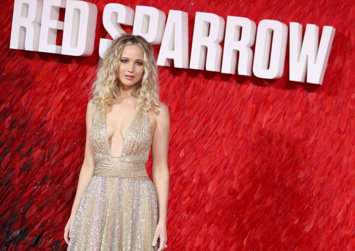 Jennifer Lawrence Explains Why Her On-Set Nudity Made People 'Uncomfortable'