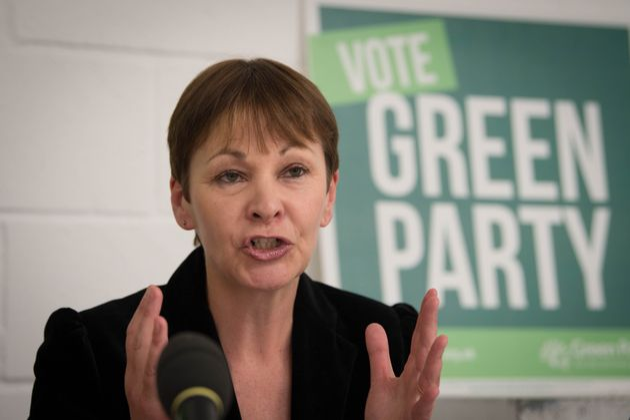 Green Party leader Caroline