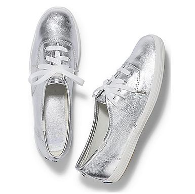 """Get them <a href=""""https://www.keds.com/en/keds-x-kate-spade-new-york-champion-leather/29296W.html#cgid=women-ourcollections-w"""