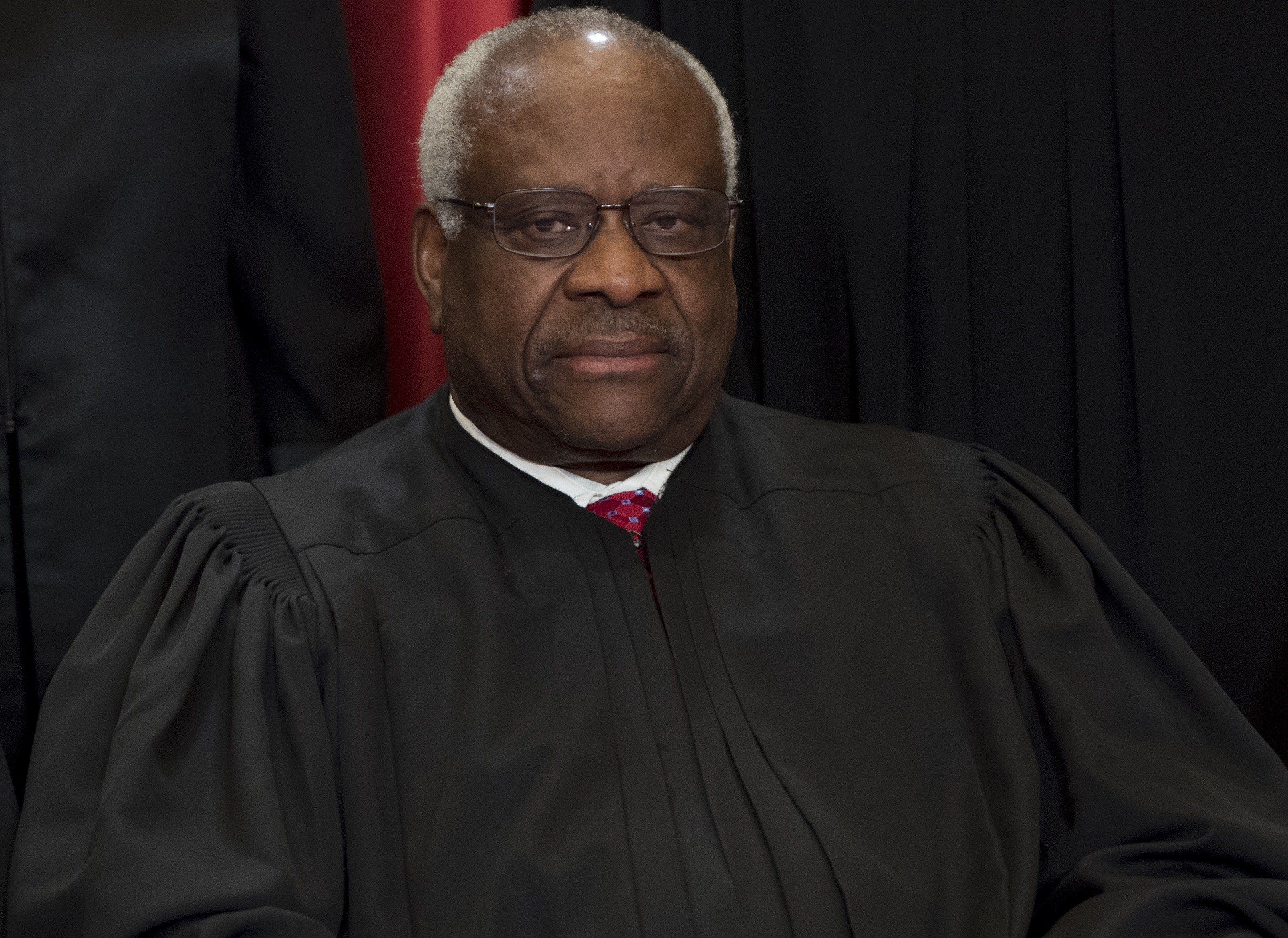 Clarence Thomas Sexually Harassed Me. Yes, He Should Be