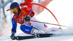 인터뷰에서 실언한 선수가 올림픽에서