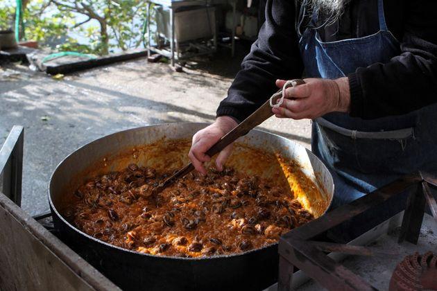 Τι τρώνε οι μοναχοί του Αγίου Όρους την Τεσσαρακοστή. Το μυστικό για μια μακρά και υγιή
