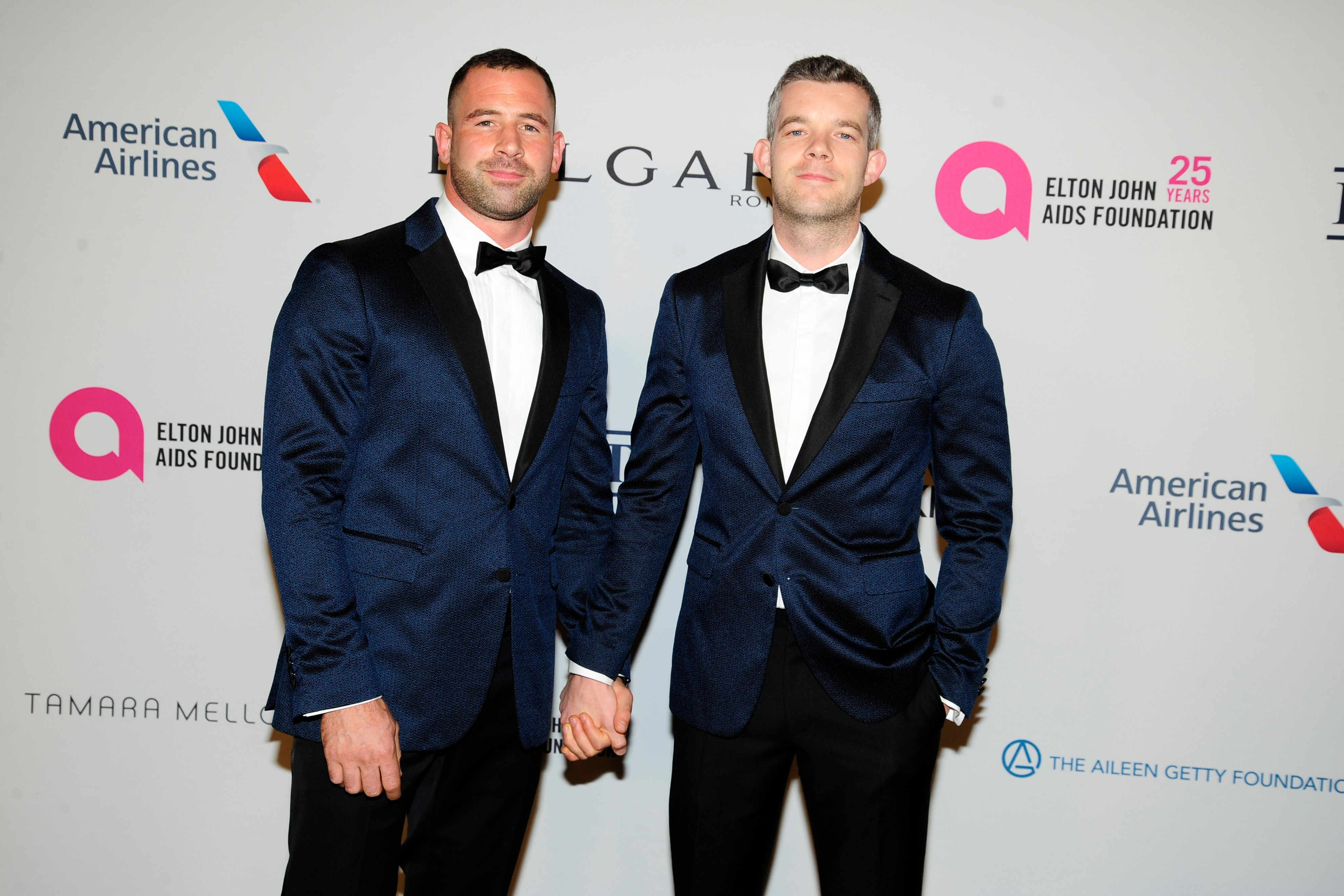 Russell Tovey Announces Engagement To Boyfriend Steve