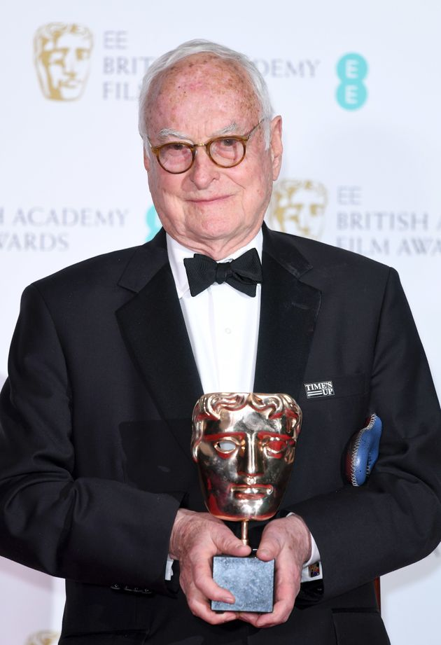 James Ivory at the