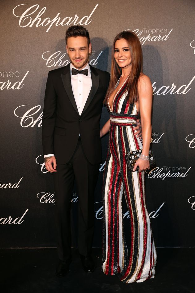 It has been rumoured Cheryl and Liam are set to