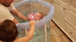 Sam Faiers Sparks Concern With Baby Neck Float, So Are They
