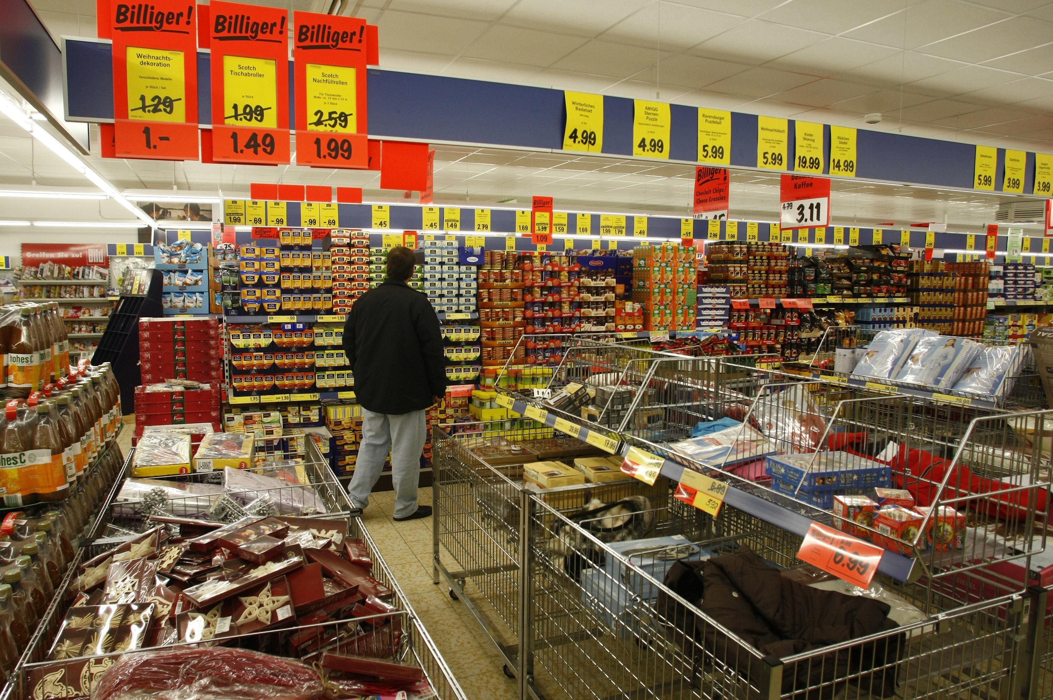 München: Reicher Mann klaut Lebensmittel – jetzt bekommt er eine Rekordstrafe