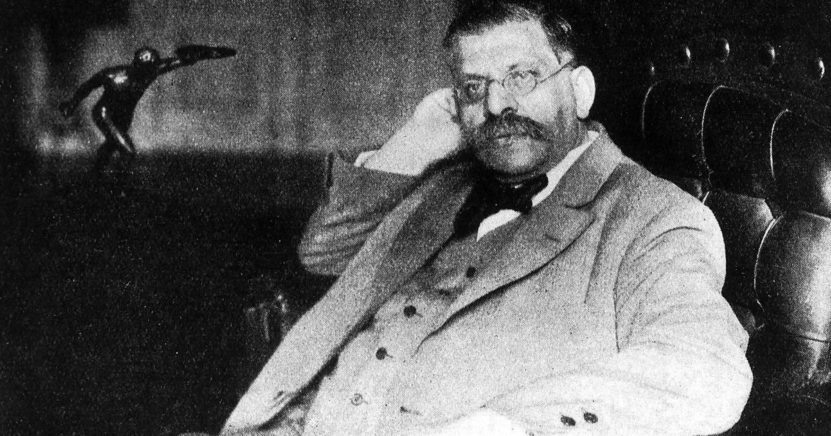 Magnus Hirschfeld Advanced LGBT+ Rights In The 1800s - His Pioneering Work Mustn't Be Forgotten