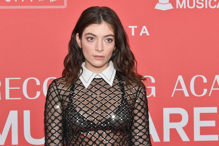 Lorde when someone gives her one more piece of acne advice.