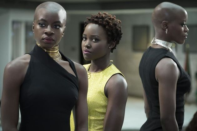 Danai Gurira: The Dora Milaje Reflect Real Black Women, Except They're