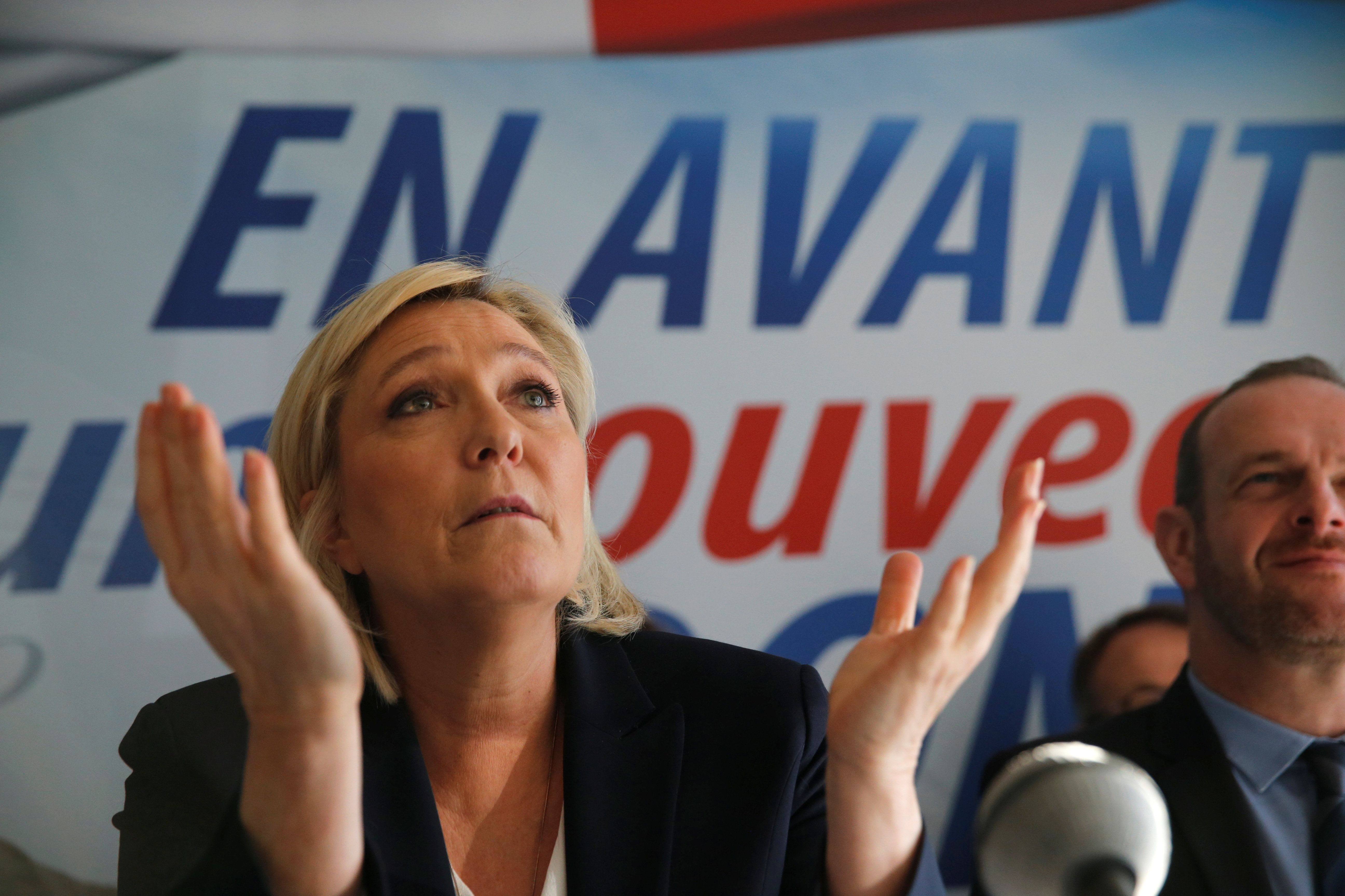 France's Far-Right National Front Is Getting A New Name To Hide Its Old Problems