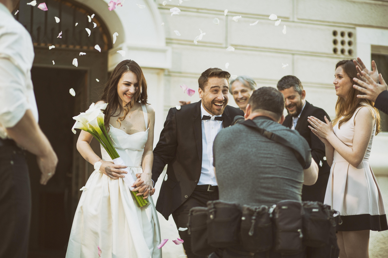 Daran sehen Hochzeitsfotografen, dass eine Ehe nicht